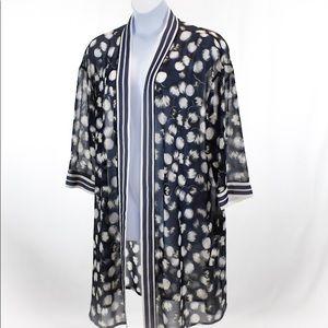 Alfani Long Kimono